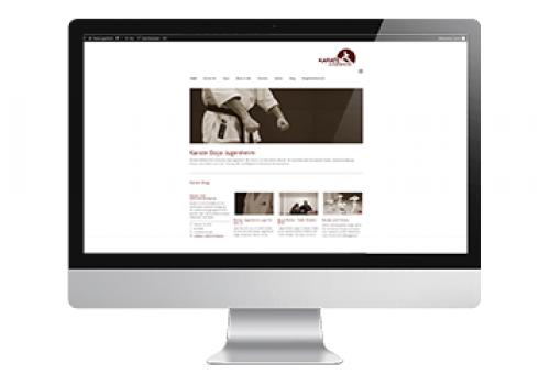 Webdesign Karate Jugenheim
